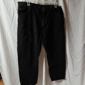 Men's relaxed fit Wrangler jeans